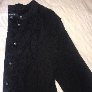 Long sleeved Madewell shirt